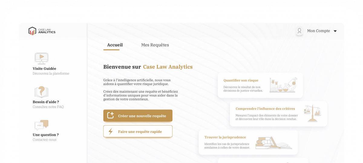 Logo CaseLaw Analytics